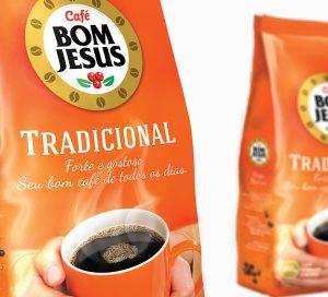 Imagem Embalagem Café Bom Jesus
