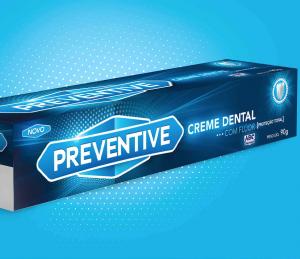 Imagem Embalagem Preventive