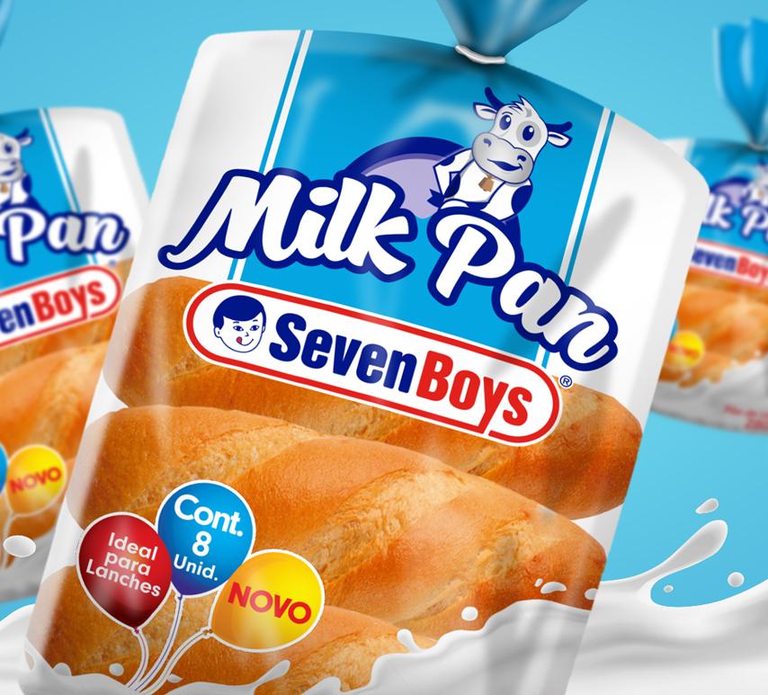 Capa Imagem Sevenboys Milky Pan