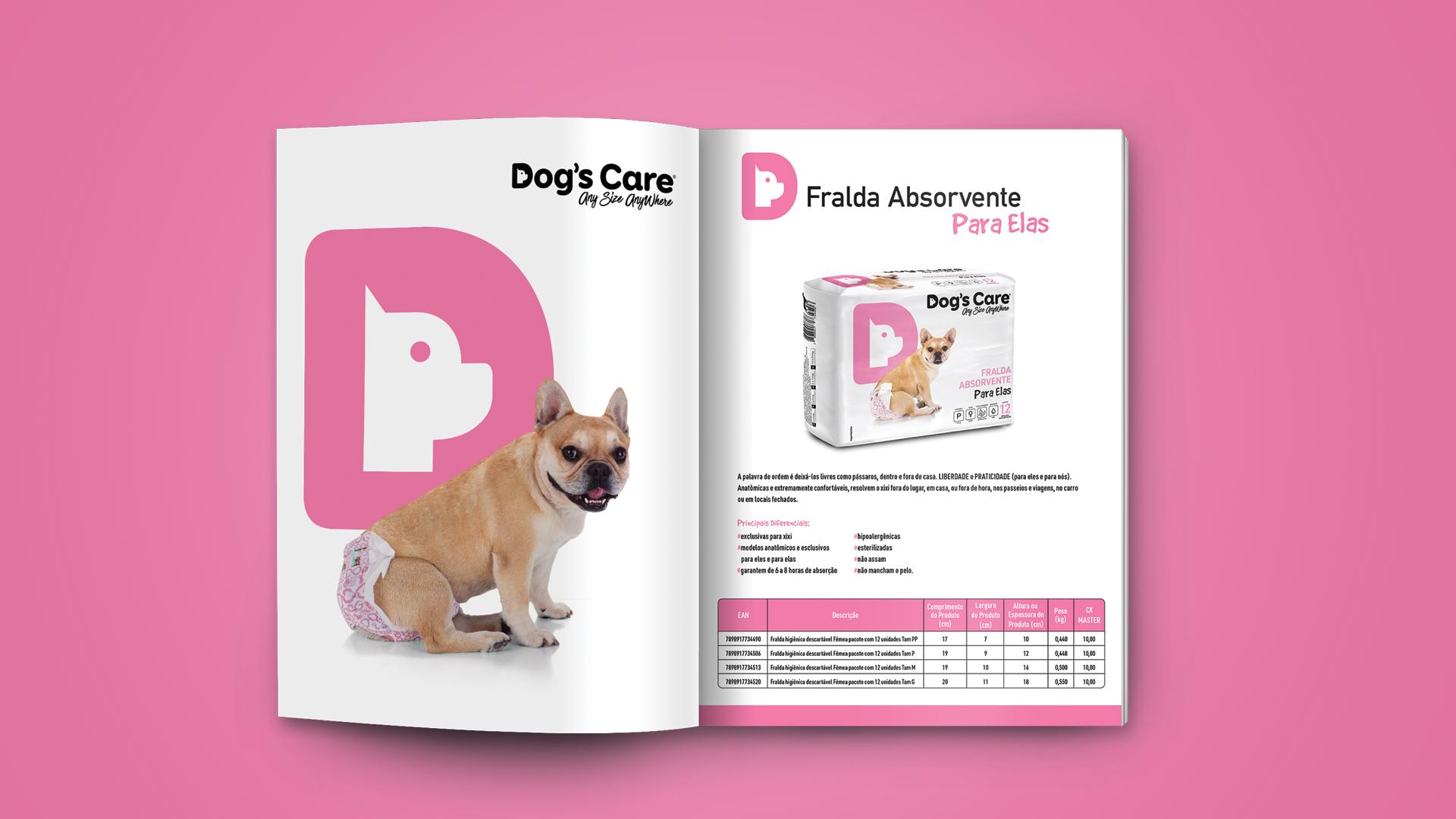 Dogs Care Catálogo