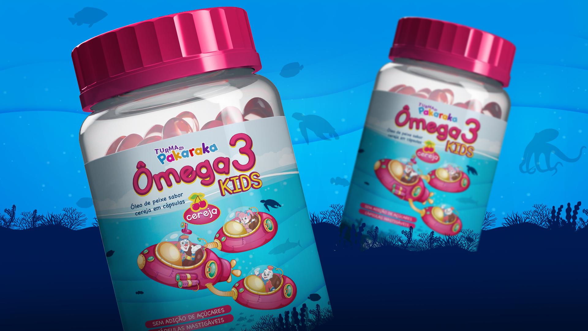 Ultrafarma Ômega 3 Kids