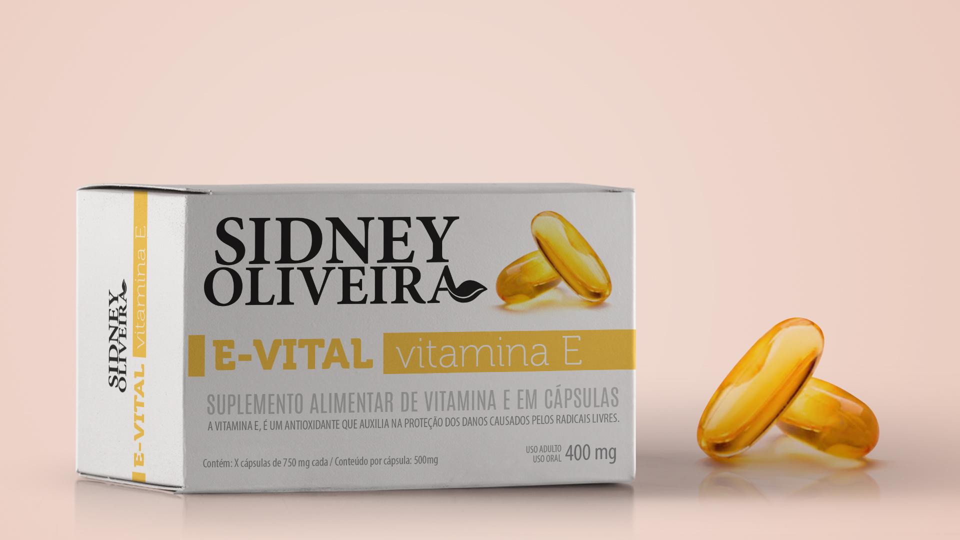 Ultrafarma Vitamina E