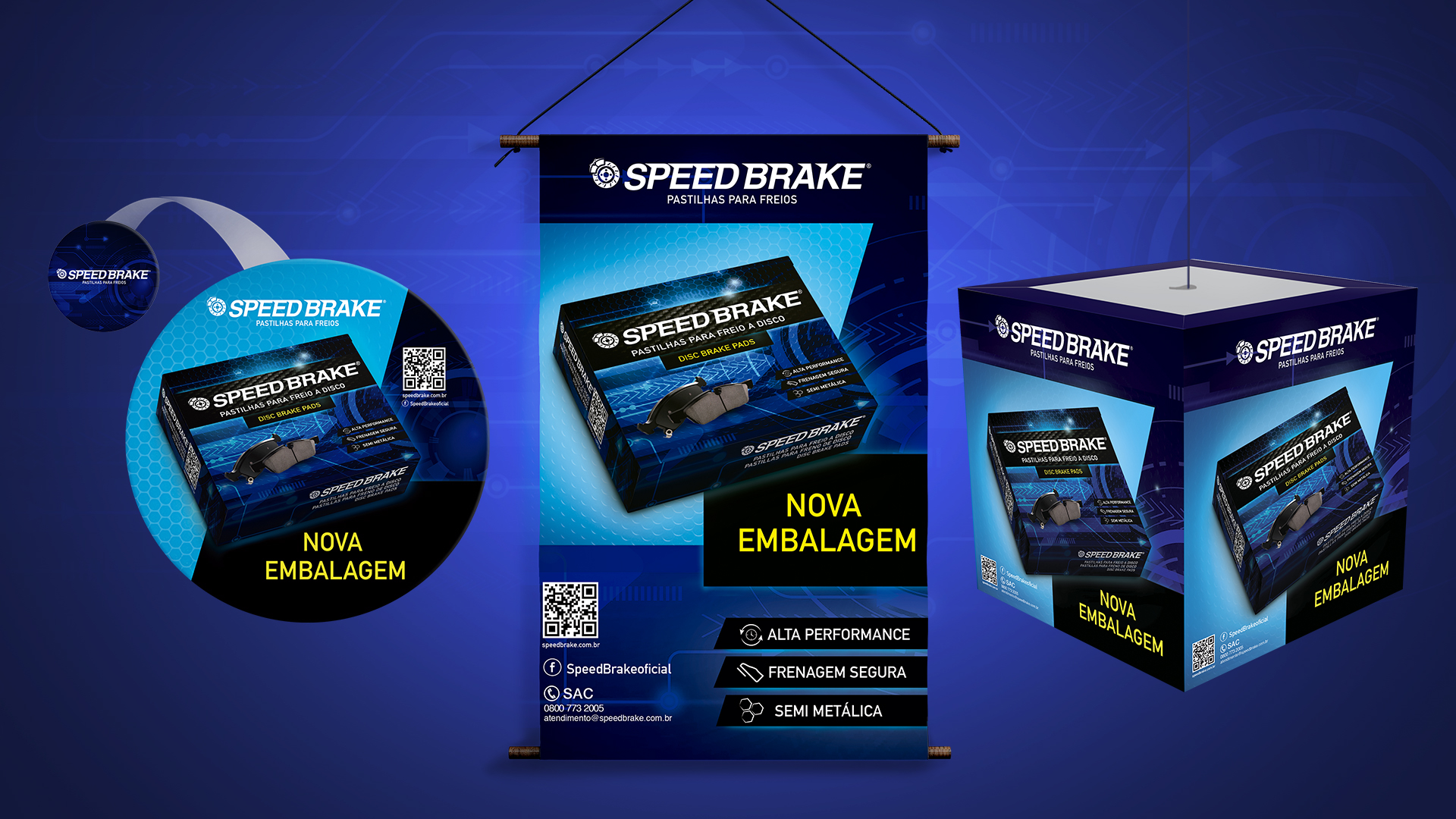 PDV Speed Break